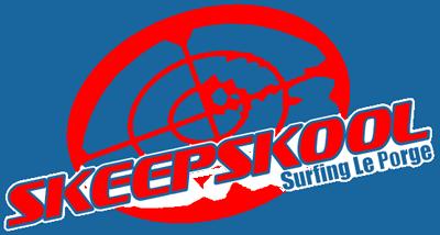 École de surf du Porge Skeepskool, cours et stages de surf